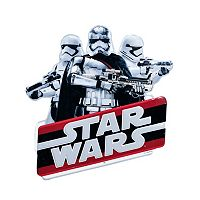 Star Wars: Episode VII The Force Awakens Elite Squad Tin Sign
