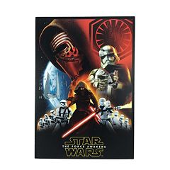 Star Wars: Episode VII The Force Awakens Movie Art Poster