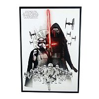 Star Wars: Episode VII The Force Awakens Empire Wall Art