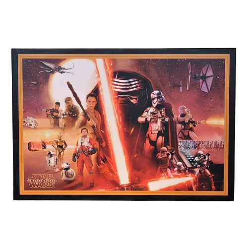 Star Wars: Episode VII The Force Awakens Wall Art