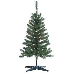 Sterling 4' Cumberland Pine Artificial Christmas Tree