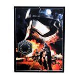 Star Wars: Episode VII The Force Awakens Captain Phasma Tin Sign