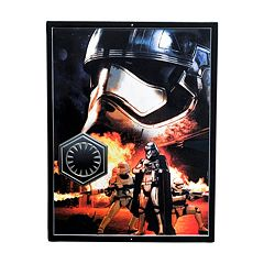 Star Wars: Episode VII The Force Awakens Captain Phasma Tin Sign
