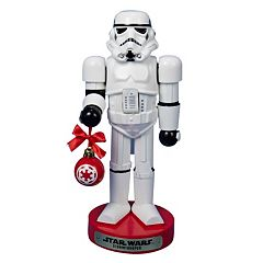 Star Wars Stormtrooper Ball Ornament Nutcracker