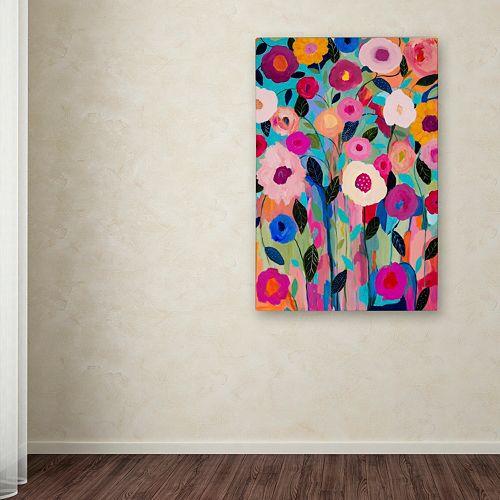Trademark Fine Art ''Autumn Splendor'' Canvas Wall Art