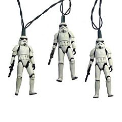 Star Wars Stormtrooper Christmas 10-Light Strand Set