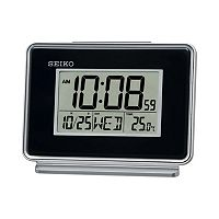Seiko Digital Alarm Clock - QHL068KLH