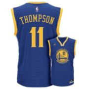 Men's adidas Golden State Warriors Klay Thompson Replica Jersey