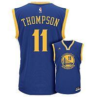 Men's adidas Golden State Warriors Klay Thompson Replica Jersey