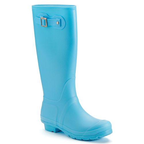 Itasca Rainey Lake Women's Waterproof Rain Boots