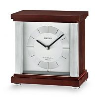 Seiko Contemporary Classics Wood Musical Table Clock - QXW441BLH