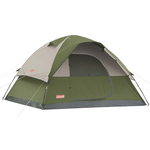 Coleman Monterey 6-Person Dome Tent