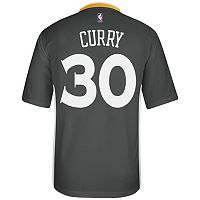 adidas Men's Golden State Warriors Stephen Curry Replica Jersey