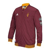 Men's adidas Cleveland Cavaliers On-Court Warm Up Jacket