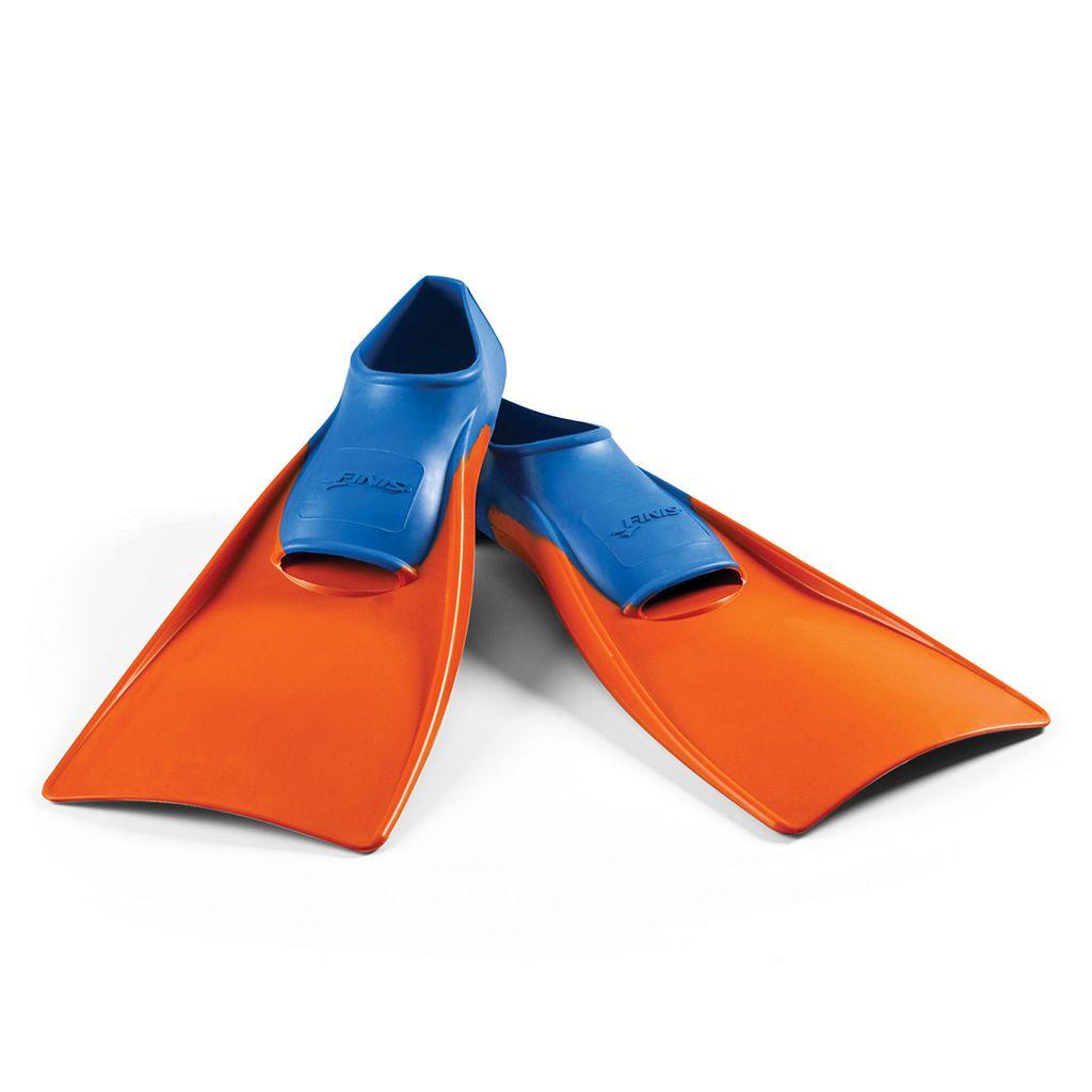Kids Size 11-1 FINIS Long Floating Swim Fins