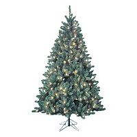 Pre-Lit LED Northwood Pine 7-ft. Artificial Christmas Tree