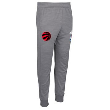 Men's adidas Toronto Raptors On-Court Warm Up Pants