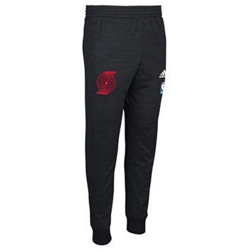 Men's adidas Portland Trail Blazers On-Court Warm Up Pants