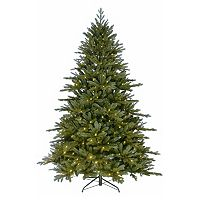 Pre-Lit LED 7-ft. Artificial Christmas Tree