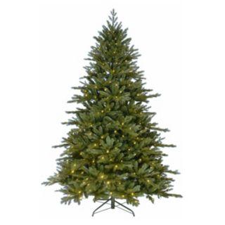 Pre-Lit LED 7-ft. Artificial Christmas Tree