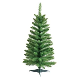Green Pine 3-ft. Artificial Tree