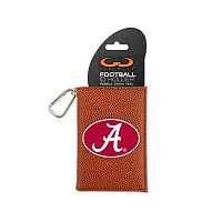 GameWear Alabama Crimson Tide Pebble Grain ID Holder