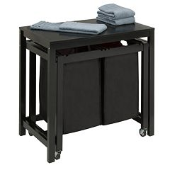 Honey-Can-Do Double Sorter Folding Table