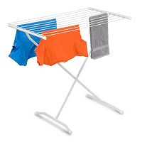 Honey-Can-Do X-Frame Folding Metal Drying Rack
