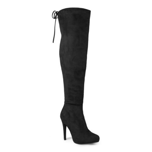 Journee Collection Magic Women's Over The Knee High Heeled Boots by Kohl's