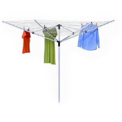 Honey-Can-Do Inground Umbrella Dryer