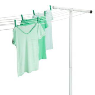 Honey-Can-Do 7 Line T-Post Outdoor Dryer