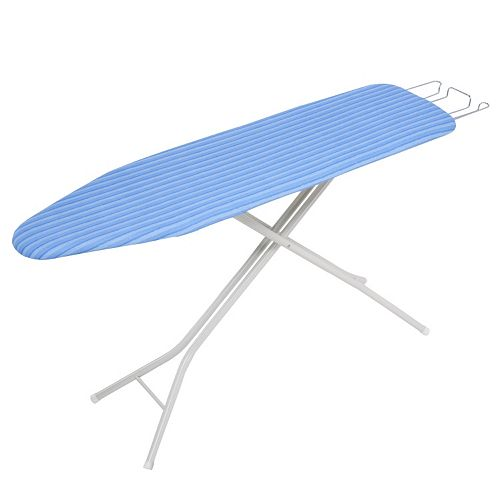 Honey-Can-Do Ironing Board with Retractable Iron Rest