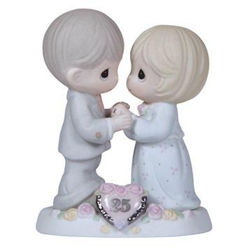 Precious Moments ''Our Love Still Sparkles'' 25th Anniversary Figurine