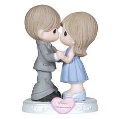 Precious Moments Through The Years ''Happy Anniversary'' Figurine