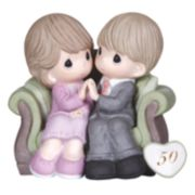Precious Moments Through The Years 50th Anniversary Figurine