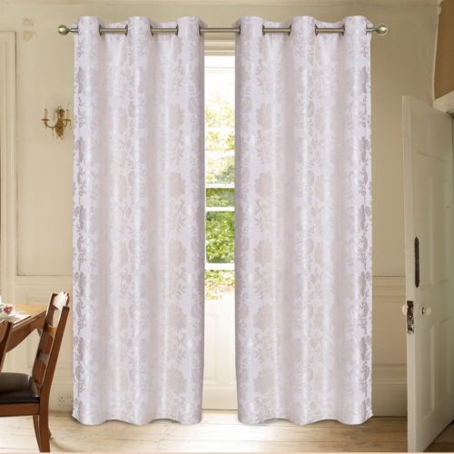 Laura Ashley 2-pack Renee Curtains - 38'' x 84''