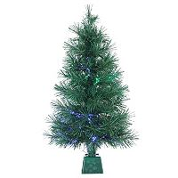 Sterling 20'' Fiber Optic Artificial Christmas Tree