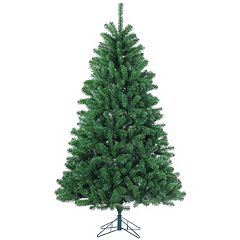 Sterling 7' Unlit Montana Pine Artificial Christmas Tree