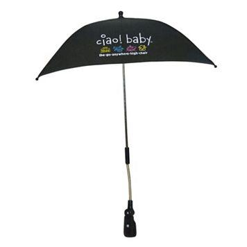 ciao! baby Clip-On High Chair & Stroller Umbrella