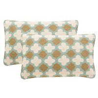 Safavieh Carna 2-pc. Throw Pillow Set