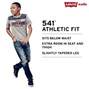 Boys 8-20 Levi's® 541™ Athletic Fit Jeans