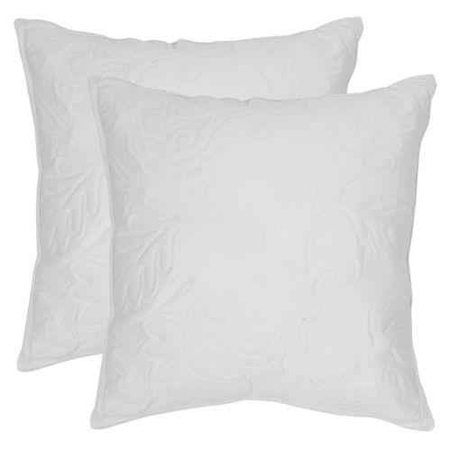 Safavieh Quilted Sunflower 2-pc. Throw Pillow Set