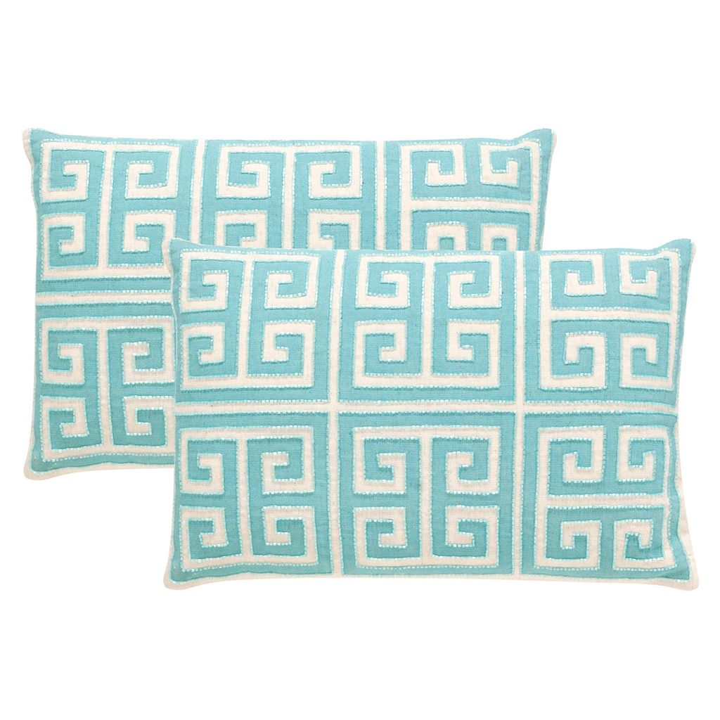 Safavieh Chy 2-pc. Throw Pillow Set