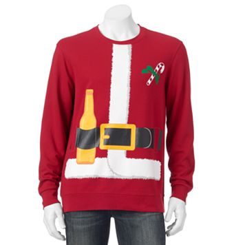 Men's Santa Suit Christmas Sweatshirt