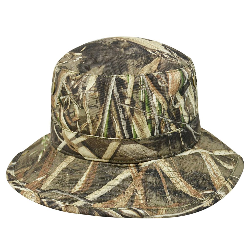Adult Top of the World Oklahoma Sooners Realtree Camouflage Boonie Max Bucket Hat