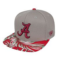Adult Top of the World Alabama Crimson Tide Coast Adjustable Cap