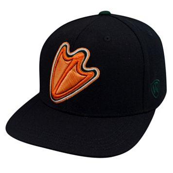 Adult Top of the World Oregon Ducks Xplosion Adjustable Cap