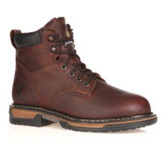 Rocky IronClad Men's 6-in. Waterproof Work Boots