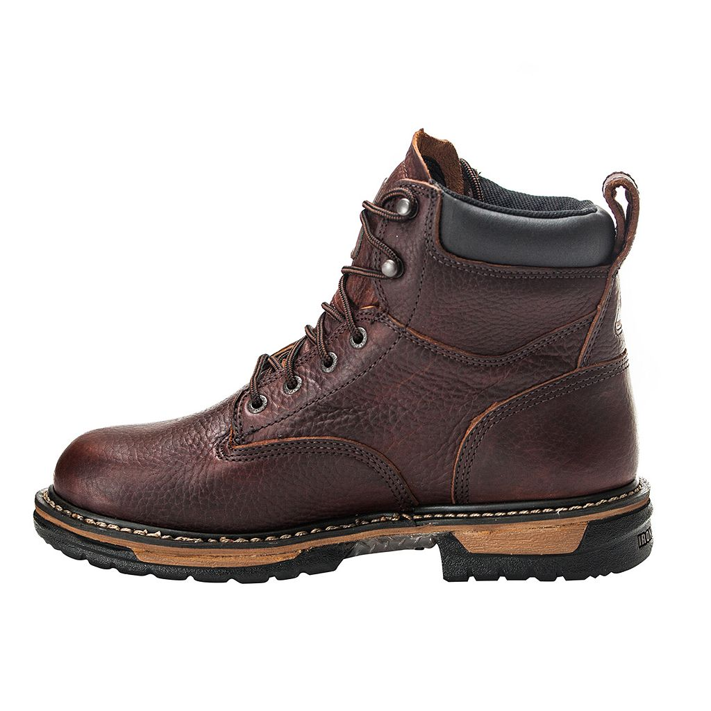 Rocky IronClad Men's 6-in. Waterproof Work Boots