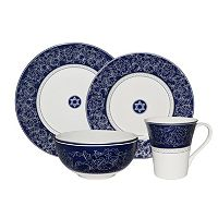 222 Fifth Leora 16-pc. Dinnerware Set